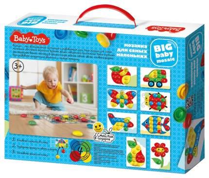 Мозаика Десятое королевство Baby toys для самых маленьких 02520ДК