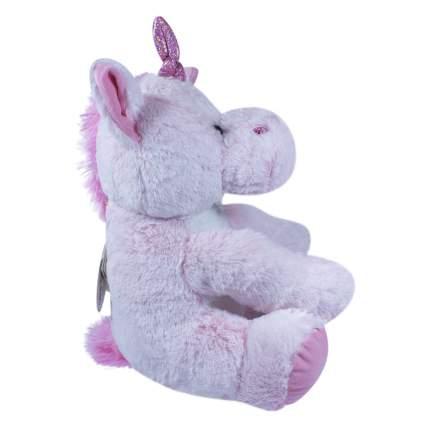 Мягкая игрушка Teddykompaniet Единорог, сидящий, 35 см,2612