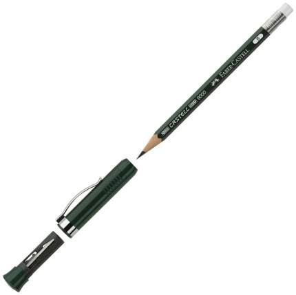 Faber Castell Превосходный чернографитовый карандаш CASTELL® 9000, в подарочном пластмассо