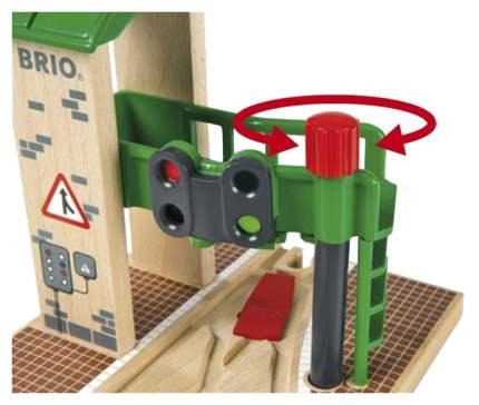 Железнодорожный набор Brio Сигнальная станция 33674