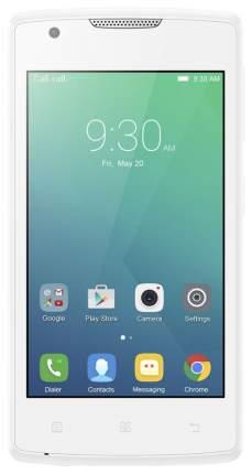 Смартфон Lenovo A1000 Dual SIM 3G White