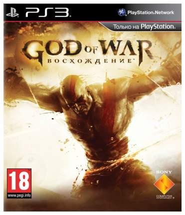 Игра God Of War Восхождение для PlayStation 3