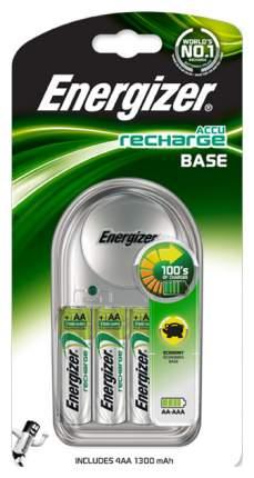 Зарядное устройство + аккумуляторы Energizer Accu Recharge Base AAA 2 шт. 1000 mAh