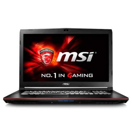 Ноутбук игровой MSI GP72 6QF-275XRU