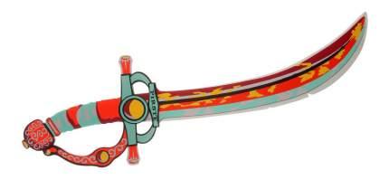 Оружие мягкое Bondibon абордажная сабля, отважный воин, cdr 23х15,5х11,6 см