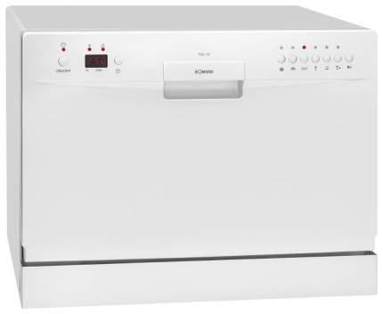 Посудомоечная машина компактная Bomann TSG 707 white