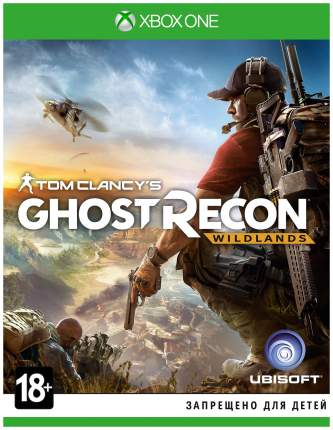Игра Ghost Recon Wildlands для Xbox One