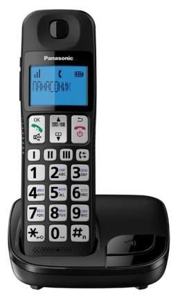 Телефон DECT Panasonic KX-TGE110RUB