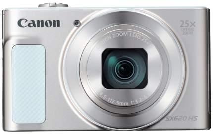 Фотоаппарат цифровой компактный Canon PowerShot SX620 HS White