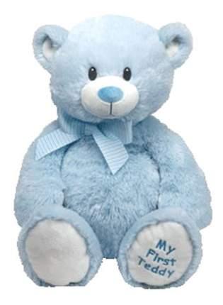 Мягкая игрушка TY Classic Медвежонок My First Teddy (голубой), 20 см