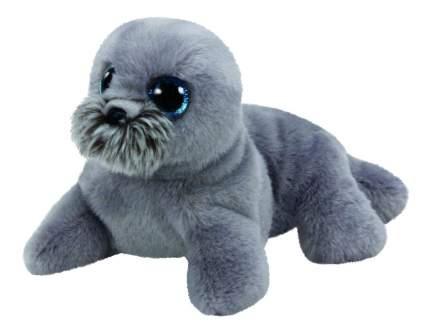 Мягкая игрушка TY Classic Морской лев (серый) Wiggy, 33 см