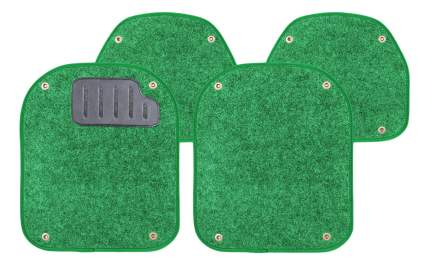 Комплект ковриков в салон автомобиля Autoprofi для (PET-500i GR)