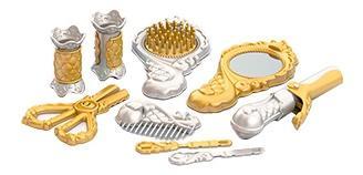 Парикмахерский набор (золото) (9 пред в пакете)