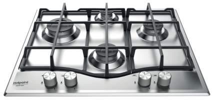 Встраиваемая варочная панель газовая Hotpoint-Ariston 641 T/IX/HA RU Silver