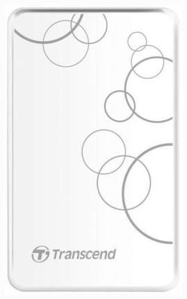Внешний диск HDD Transcend StoreJet 1TB White (TS1TSJ25A3W)