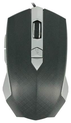 Игровая мышь CBR CM 345 Silver/Black