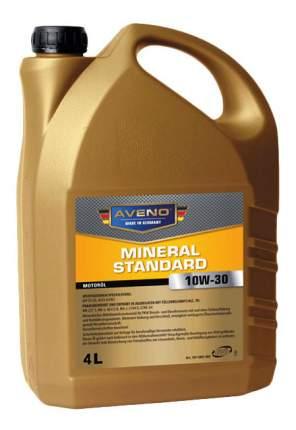 Моторное масло Aveno Mineral Standard 10W-30 4л