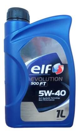 Моторное масло elf Evolution 900 FT 5W-40 1л