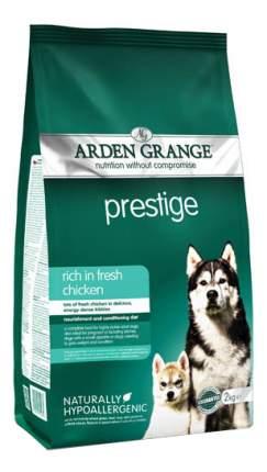 Сухой корм для собак Arden Grange Prestige, курица,  2кг