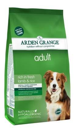 Сухой корм для собак Arden Grange Adult, ягненок, рис,  6кг