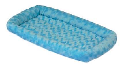 Лежанка для кошек и собак Midwest 46x61см голубой