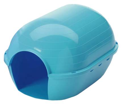 Домик для грызуна Savic пластик, 16.5х19.5х30.5см, цвет в ассортименте