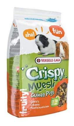 Корм для грызунов Versele-Laga Crispy Muesli Guinea Pigs 1 кг 1 шт