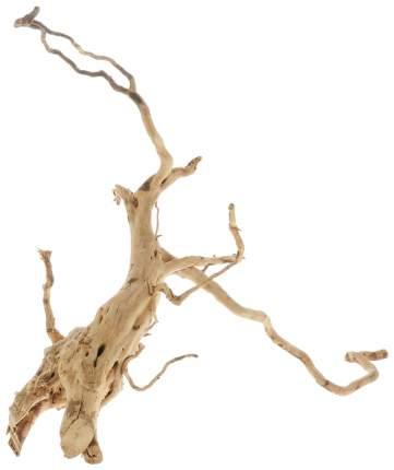 Коряга для аквариума и террариума UDeco Desert Driftwood L натуральная пустынная, 40-50 см