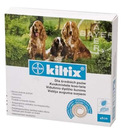 Ошейник BAYER kiltix для собак 48см kiltix