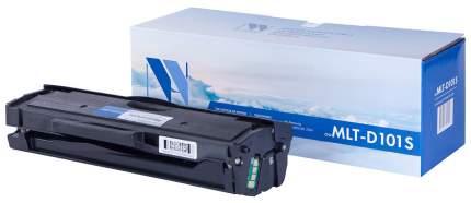 Картридж для лазерного принтера NV Print MLTD101S Черный