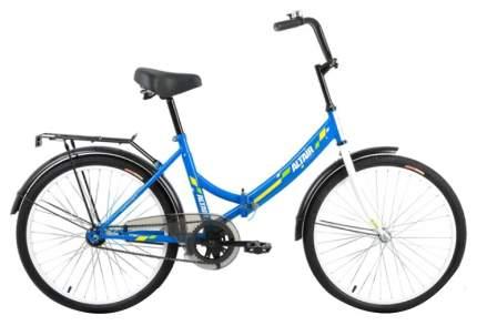 "Велосипед Altair City 24 2017 16"" синий"