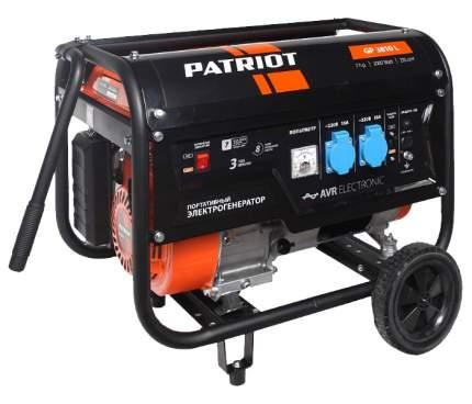 Бензиновый генератор Patriot GP 3810L 474101545