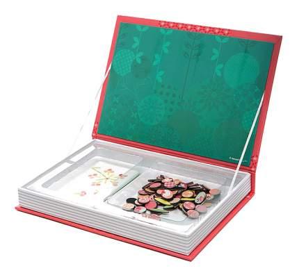 Магнитная книга-игра Janod Цветы