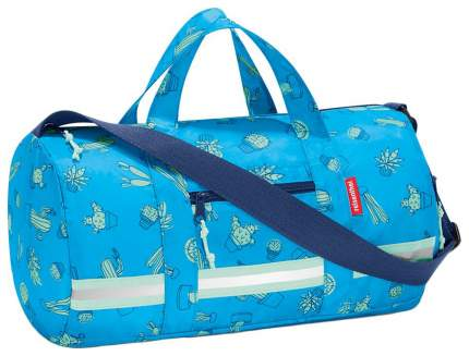 Детская складная сумка Reisenthel Dufflebag S Cactus Blue