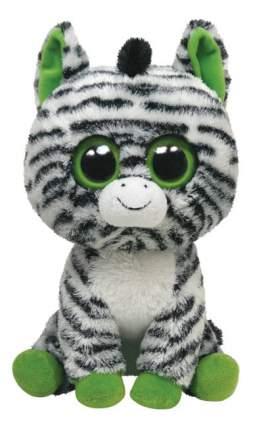 Мягкая игрушка TY Beanie Boos Зебра Zig-Zag 25 см
