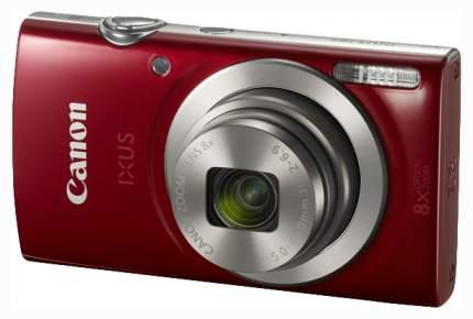Фотоаппарат цифровой компактный Canon IXUS 185 Red