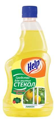 Чистящее средство для стекол и зеркал Help лимон 750 мл