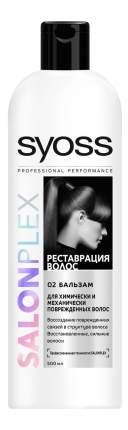 Бальзам для волос Syoss SALONPLEX Реставрация волос 500 мл