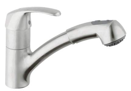 Смеситель для кухонной мойки Grohe Alira 32998SD0 нержавеющая сталь