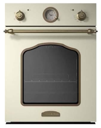 Встраиваемый электрический духовой шкаф Zigmund & Shtain EN 110.622 X Beige