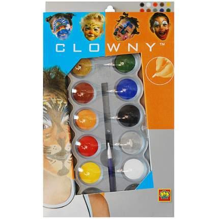 Набор красок для лица SES-CREATIVE 09694 10 цветов