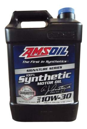 Моторное масло Amsoil Signature Series 10W-30 3,784л