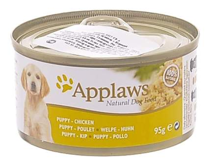 Консервы для щенков Applaws, курица, 95г