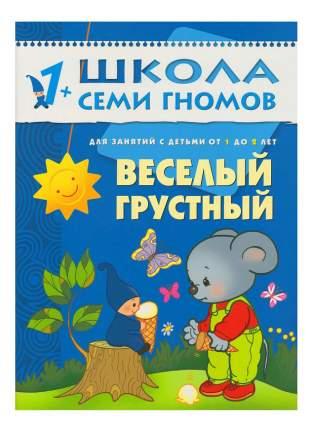 Книжка Мозаика-Синтез Школа Семи Гномов Веселый, Грустный