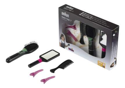 Набор парикмахера игрушечный Klein Braun Satin Hair 7