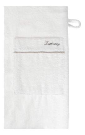 Халат банный Luxberry Basic бело-бежевый (L)