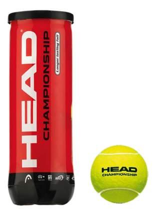 Теннисный мяч HEAD Championship 575003/575131 3 шт