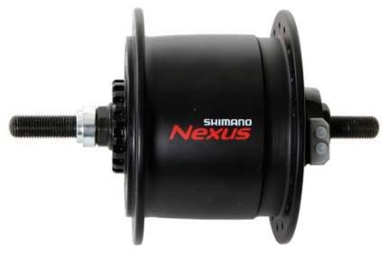Втулка передняя Shimano динамо C6000, 36 отв, 6V-2.4W (EDHC60002RDNL)