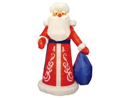 Надувная фигура Дед Мороз русский 1.8 м с подсветкой DF146-RS