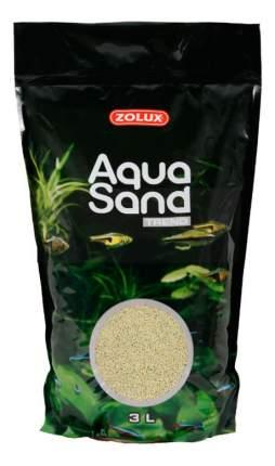 Песок для аквариума ZOLUX Aquasand Anise Yellow